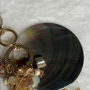 Ruby Rd. Jewelry - NWT Ruby rd gorgeous mop necklace